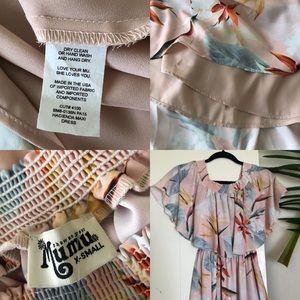Show Me Your MuMu Dresses - NWOT Show Me Your MuMu Hacienda Maxi Dress